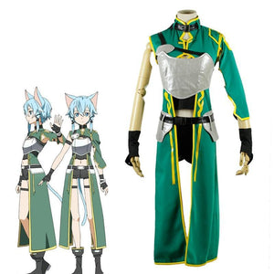 Sword Art Online Cosplay Sinon - The Night