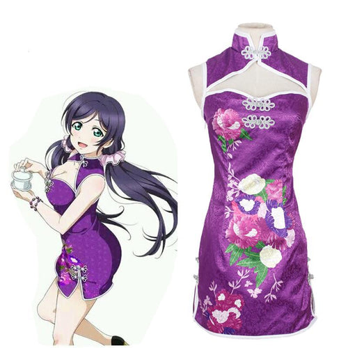 Custom-made Anime Love Live Cosplay - The Night