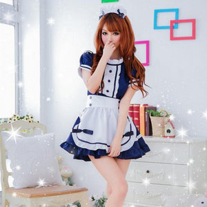 Sexy Cosplay Costume Dress Anime - The Night