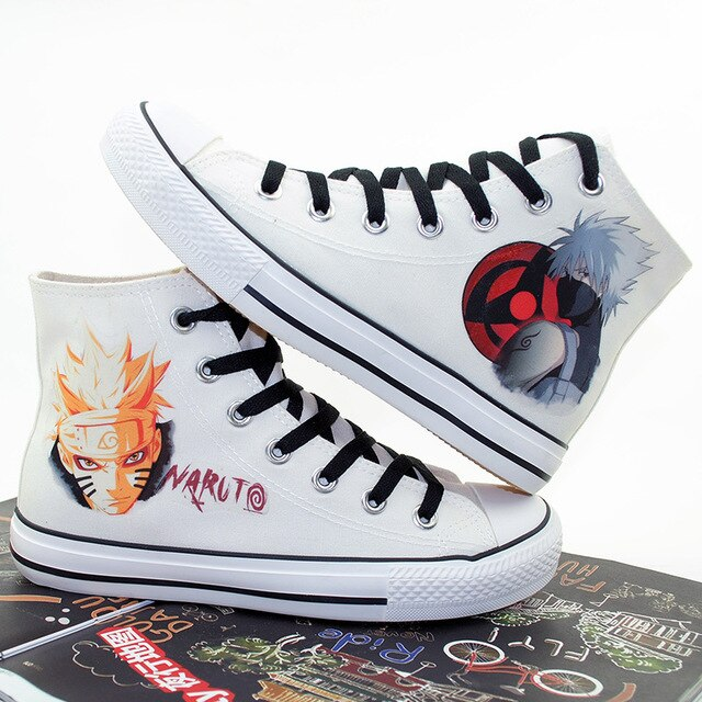 Naruto Fashion Shoes - The Night