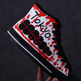 Tokyo Ghoul Shoes Kaneki Ken - The Night