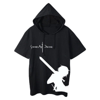 Sword Art Online Fashion T-shirt - The Night