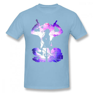 Sword Art Online T Shirt SAO - The Night