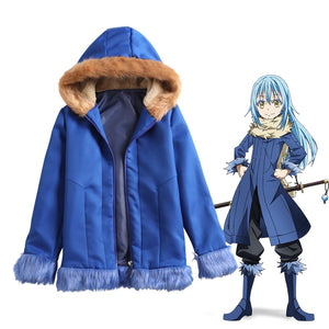 Tensei shitara Slime Datta Ken Costume Jacket - The Night