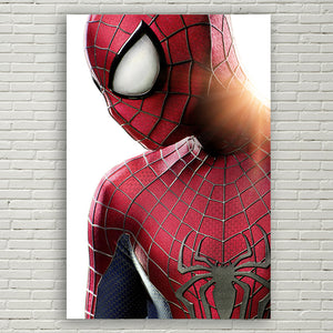 The Amazing Spider Man Poster Canvas - The Night