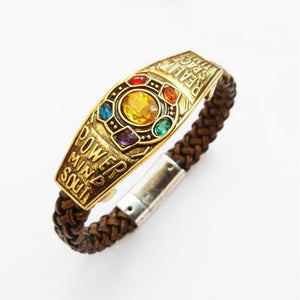 Thanos Avengers Infinity War Bracelet Accessories - The Night