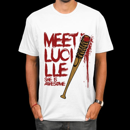 The Walking Dead Fashion T-shirts