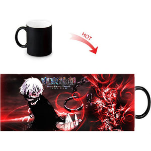 Tokyo Ghoul Magic Mug Color Change - The Night
