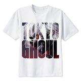 Tokyo Ghoul Fashion T-shirts - The Night