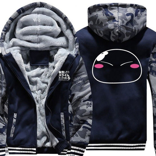 Tensei Shitara Slime Datta Ken Hoodie - The Night