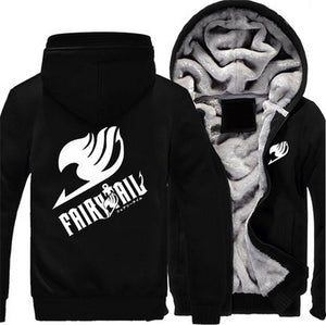 Fairy Tail Hoodies - The Night