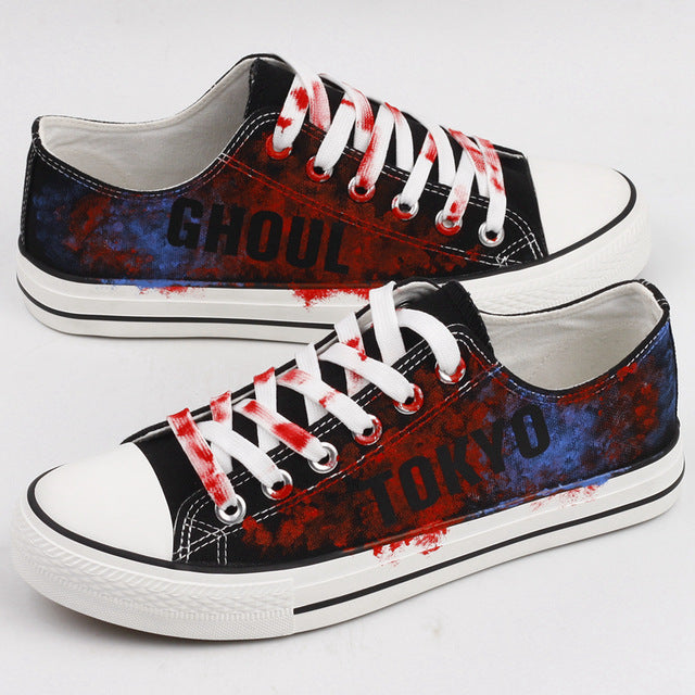 Tokyo Ghoul shoes Unisex - The Night
