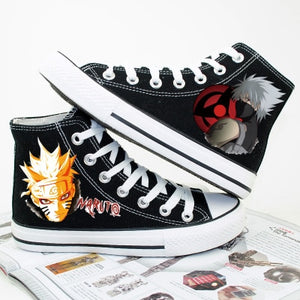 Naruto shoes Unisex - The Night