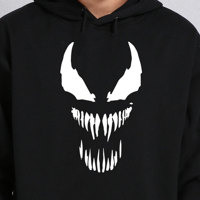 Fashion Hoodies venom superhero - The Night
