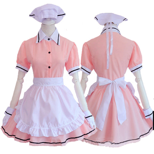 Blend S Maika Cosplay Costume - The Night