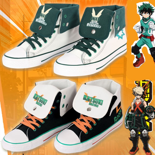 My Hero Academia shoes Unisex - The Night
