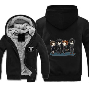 Psycho Pass fashion Hoodie - The Night