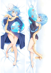 Tensei shitara Slime Datta Ken pillow cover rimuru tempest body pillowcase shuna Dakimakura - The Night