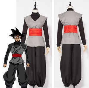 Dragonball S Goku Black Zamasu Cosplay - The Night