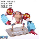 Monkey D Luffy Action Figure PVC Fighting Figure - The Night