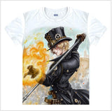 One piece 3D T-shirt Cosplay - The Night