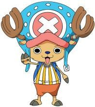 Tony Tony Chopper ONE PIECE cosplay caps - The Night
