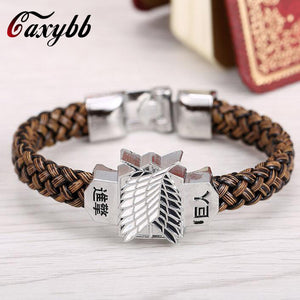 attack On Titan giant rope bracelet - The Night