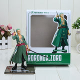 Roronoa Zoro Action Figures PVC Toy - The Night