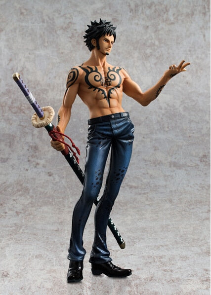 Trafalgar Law One Piece Action Figures - The Night