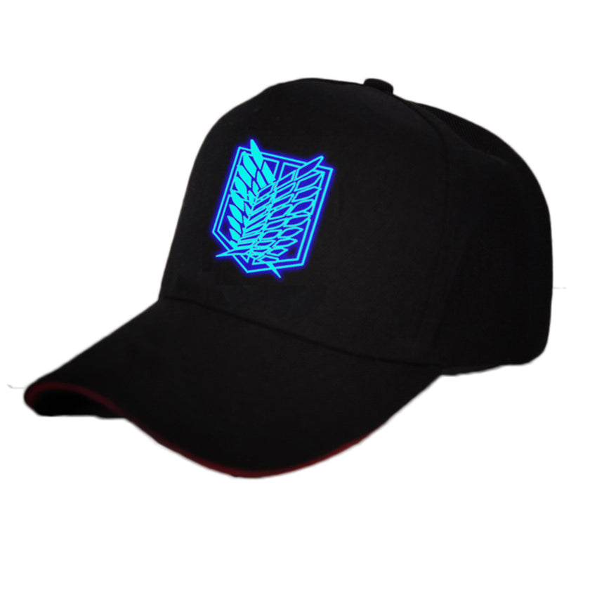 Attack on Titan Cotton Cap unisex - The Night
