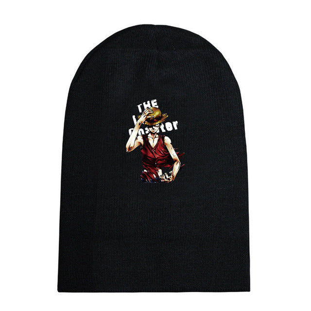Winter Skullies Hat One Piece Christmas - The Night