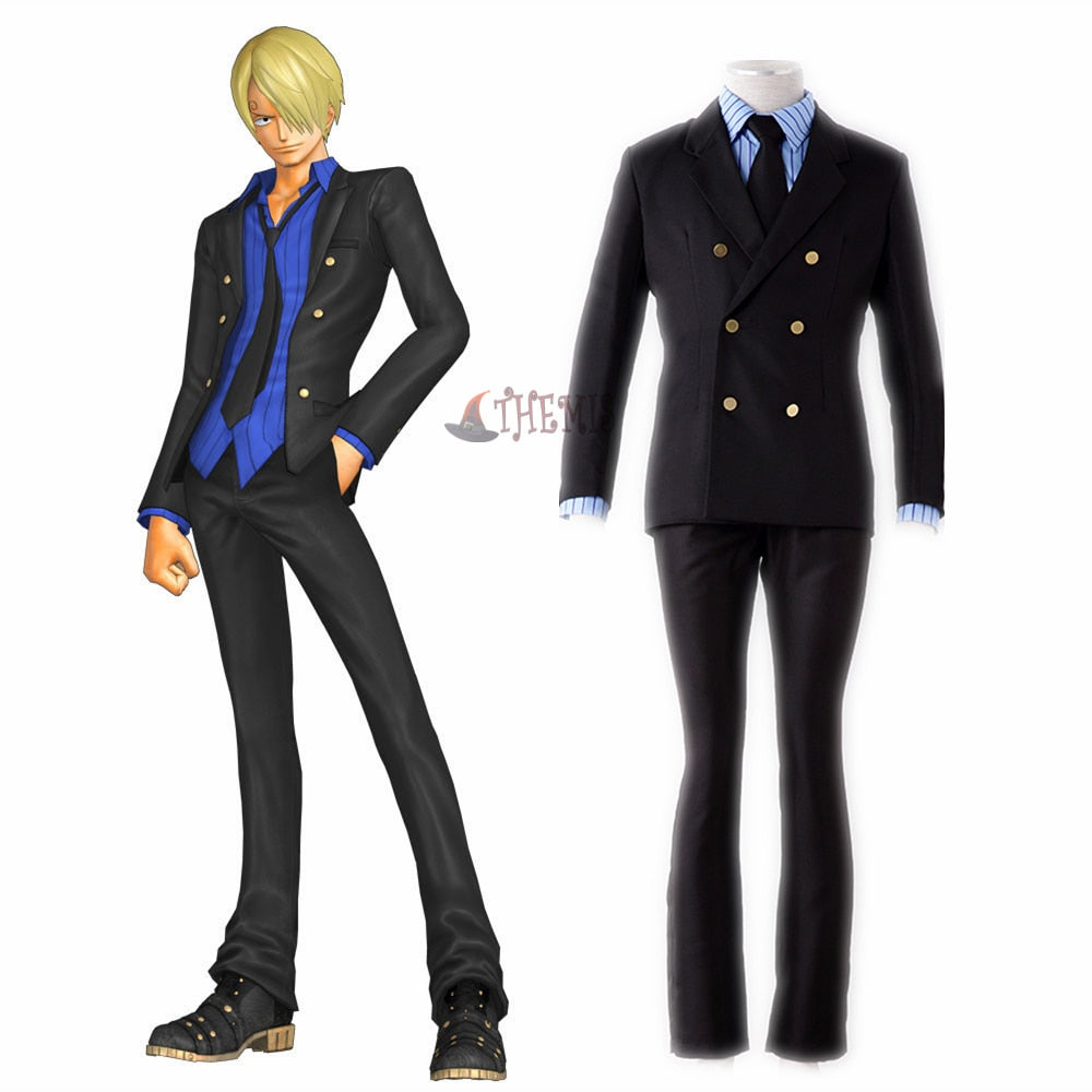 ONE PIECE Sanji cosplay costume - The Night