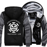 Whitebeard Fashion 3D Hoodies - The Night