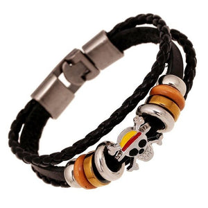One Piece cosplay jewelry Bracelets