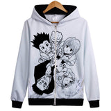 Hunter X Hunter hoodies Unisex Fashion - The Night