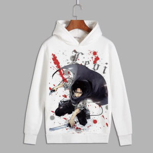 Attack on Titan Cosplay Hoody - The Night