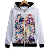 JOJO'S BIZARRE ADVENTURE Hoodies - The Night