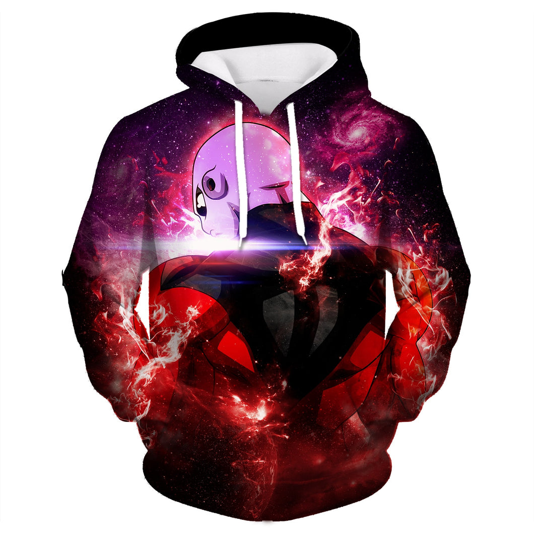 Hoodie Jiren Brand Dragon Ball Super - The Night