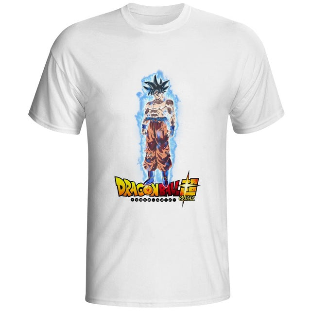 Dragon Ball Son Goku & Vegeta T-shirt - The Night