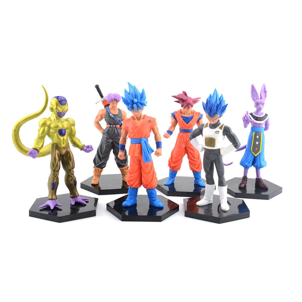 Dragon Ball Z Son  Action Figures Collectible - The Night