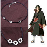 Akatsuki Uchiha Itachi Necklace Titanium - The Night