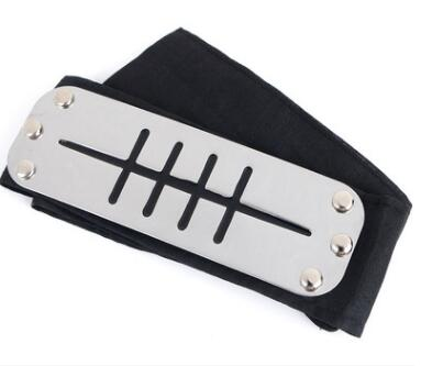 Naruto headband cosplay Costumes Accessories - The Night
