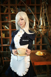 Cosplay Elizabeth  Maid Dress - The Night