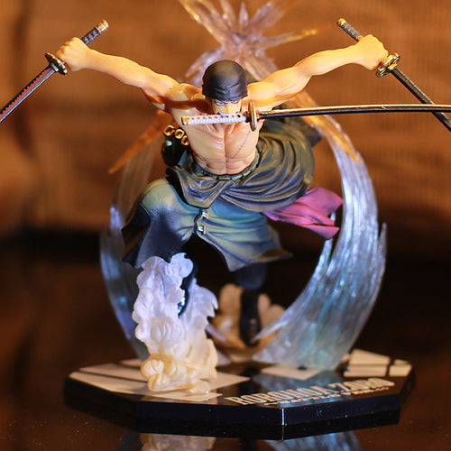 Roronoa Zoro Battle Ver PVC - The Night