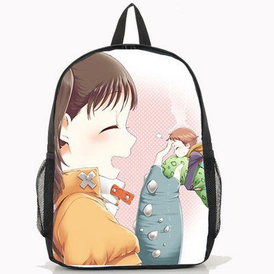 Nanatsu no Taizai Backpack Cosplay Bags seven deadly sins - The Night
