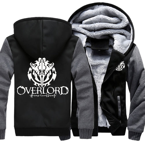 Fashion Men's Hooded Overlord