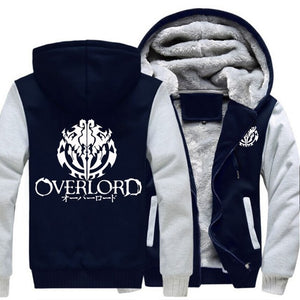 Fashion Men's Hooded Overlord - The Night