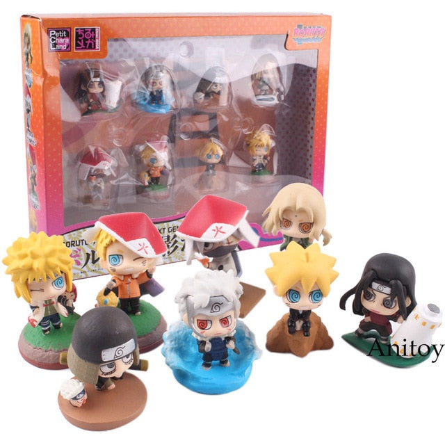 Boruto Action Figure Toys - The Night