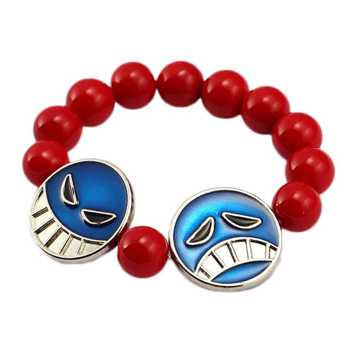 Ace Red cosplay jewelry Bracelets - The Night