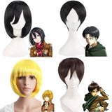 Attack On Titan Wigs Cosplay - The Night